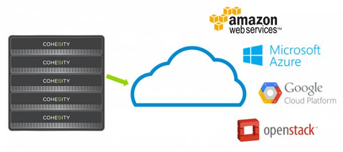 Cohesity-Cloud-Integration