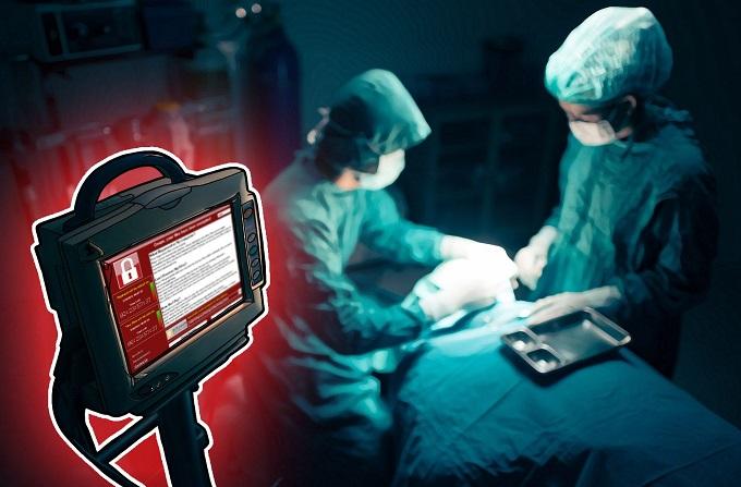 Healthcare-ransomware