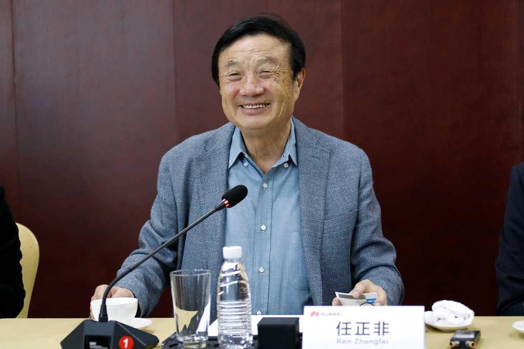 Ren Zhengfei, Huawei Founder and CEO